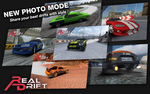 Real Drift Car Racing oyunu