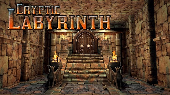 Cryptic Labyrinth full