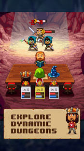 Knights of Pen & Paper 2 apk indir