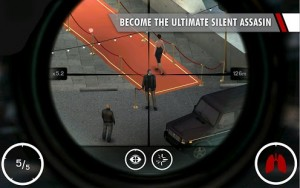 android hitman sniper indir