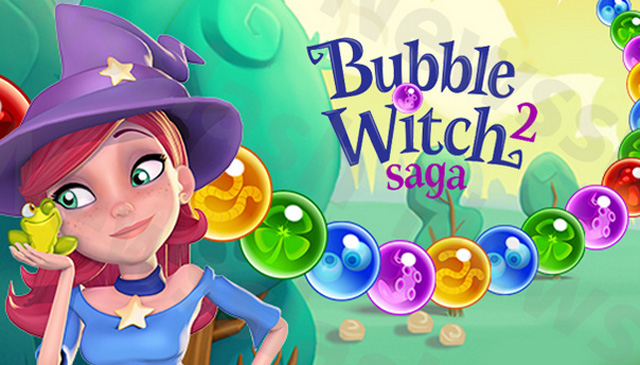 Bubble Witch 2 Saga Hile