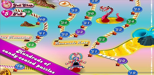 Candy Crush Saga Android APK