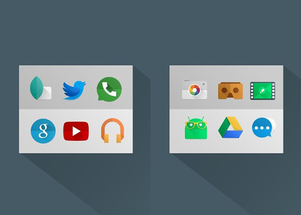 Marshmallow Icon Pack Android APK