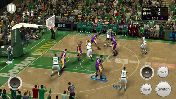 NBA 2K16 Android APK