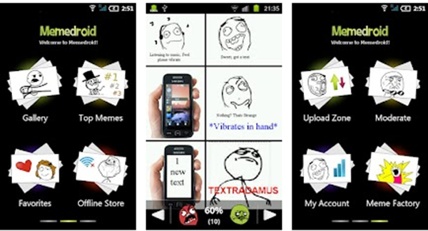 Memedroid Pro Android APK