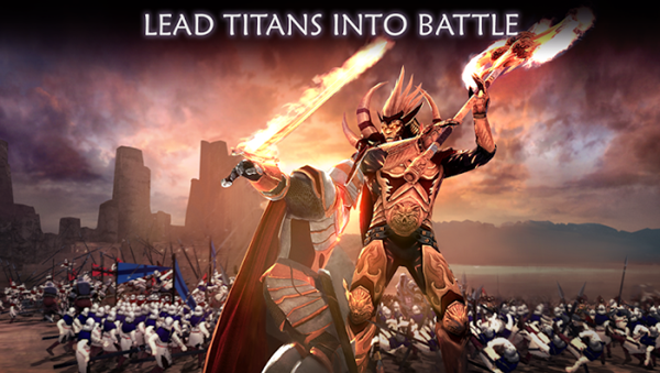 Dawn of Titans Android APK