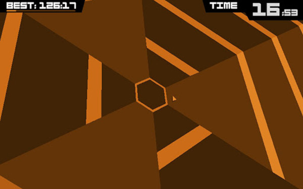 Super Hexagon Android APK