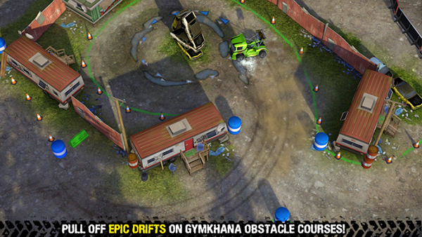 Reckless Racing 3 Android APK
