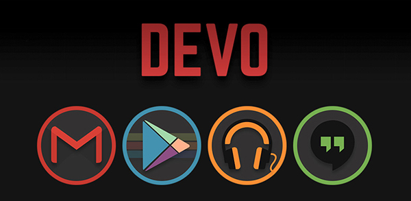 Devo Icon Pack Android APK