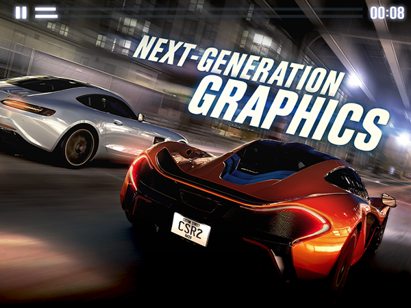 CSR Racing 2 Android APK