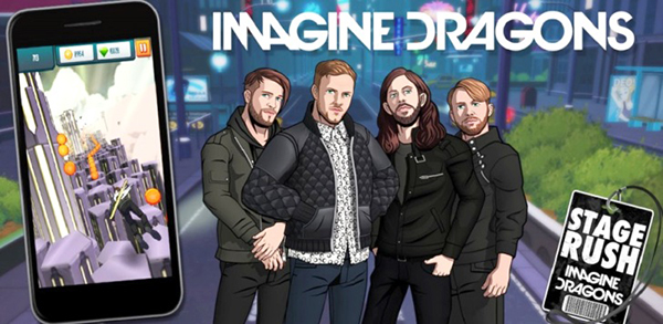 Stage Rush - Imagine Dragons Android APK