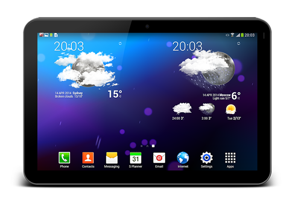Weather Animated Widgets Android APK