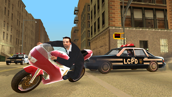 GTA: Liberty City Stories Android APK