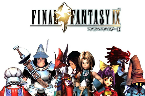 Final Fantasy IX for Android Hile Apk