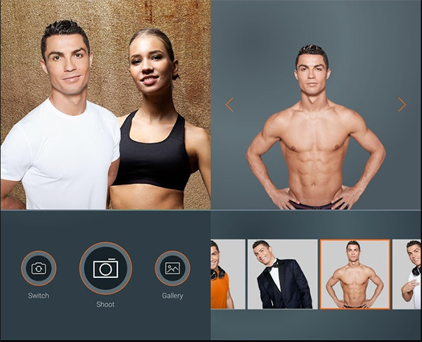 CR7Selfie Android APK