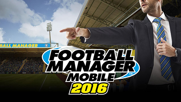 Football Manager Mobile 2016 Android APK indir
