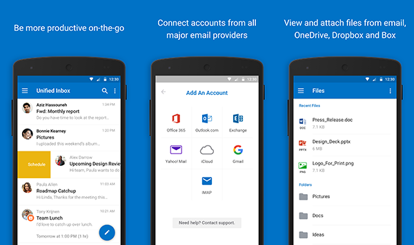 Microsoft Outlook Android APK