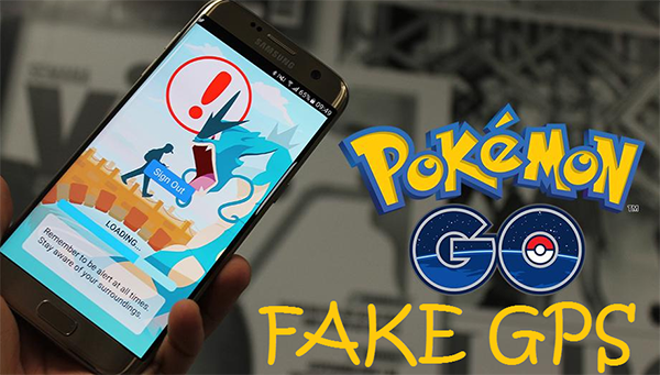 Pokemon GO Fake GPS Hilesi
